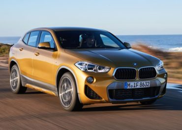 Test Video: BMW X2 (2018)