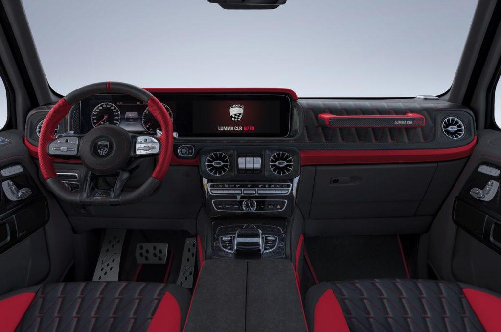 Lumma CLR G770, Mercedes-AMG G63