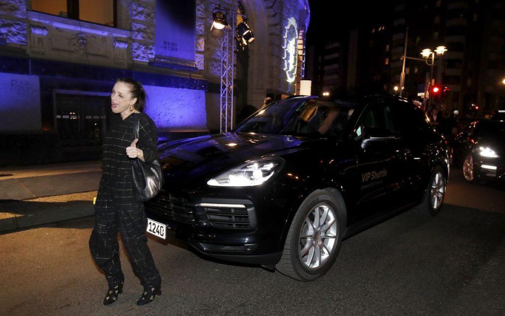 Porsche, Berlinale, Anna Thalbach