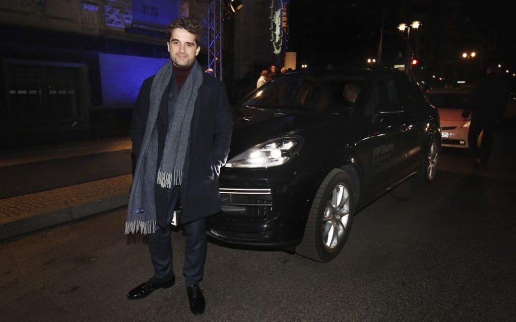 Porsche, Berlinale, Oliver Wnuk
