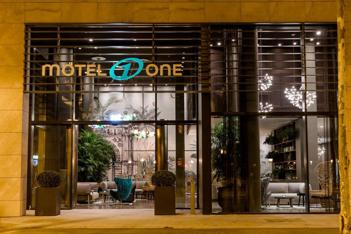 Hotel Motel One, Barcelona-Ciutadella