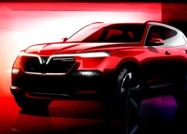 Pininfarina: Vinfast SUV