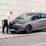 Concept Store für Elektroautos