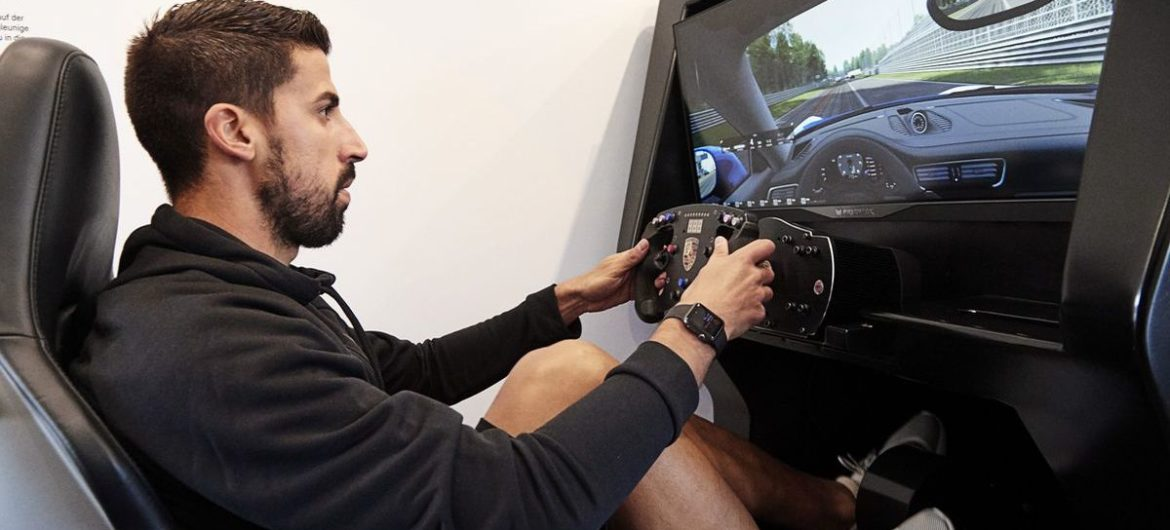 Sami Khedira supportet den Turbo