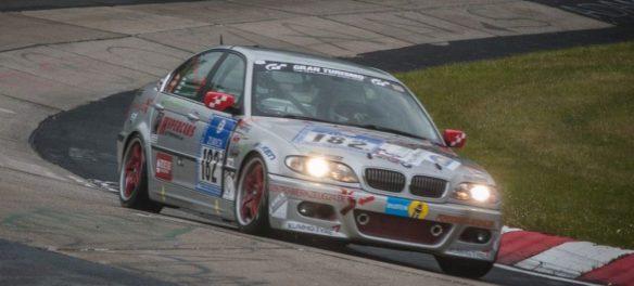 Kult-BMW: Medienpartner von Underdog Racing