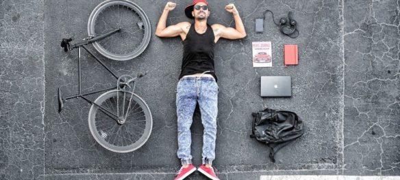 Urban Biking zieht Besucher an