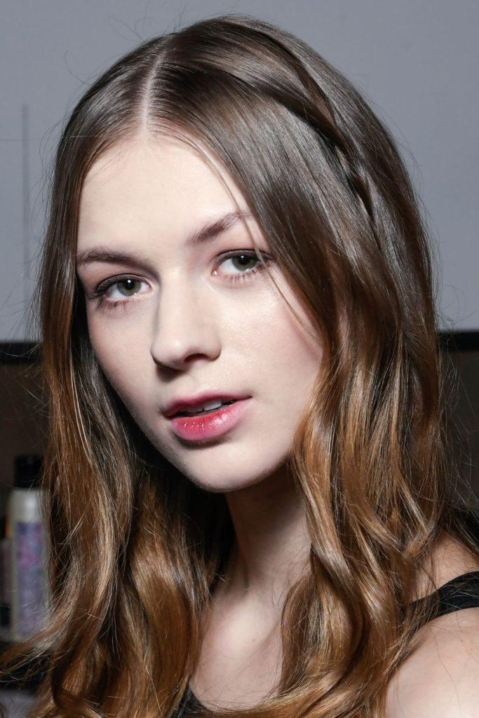 Smudged Lips, New York Fashion Week