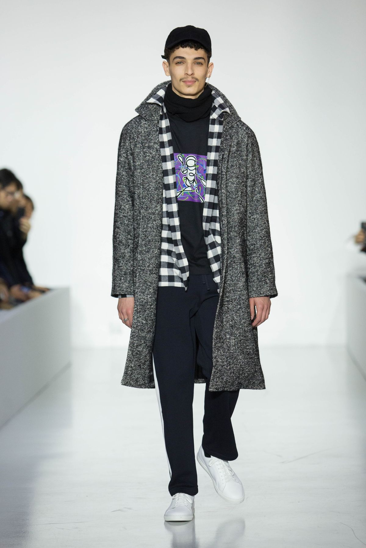 Agnés B., Menswear, Herbst Winter 2018 2019