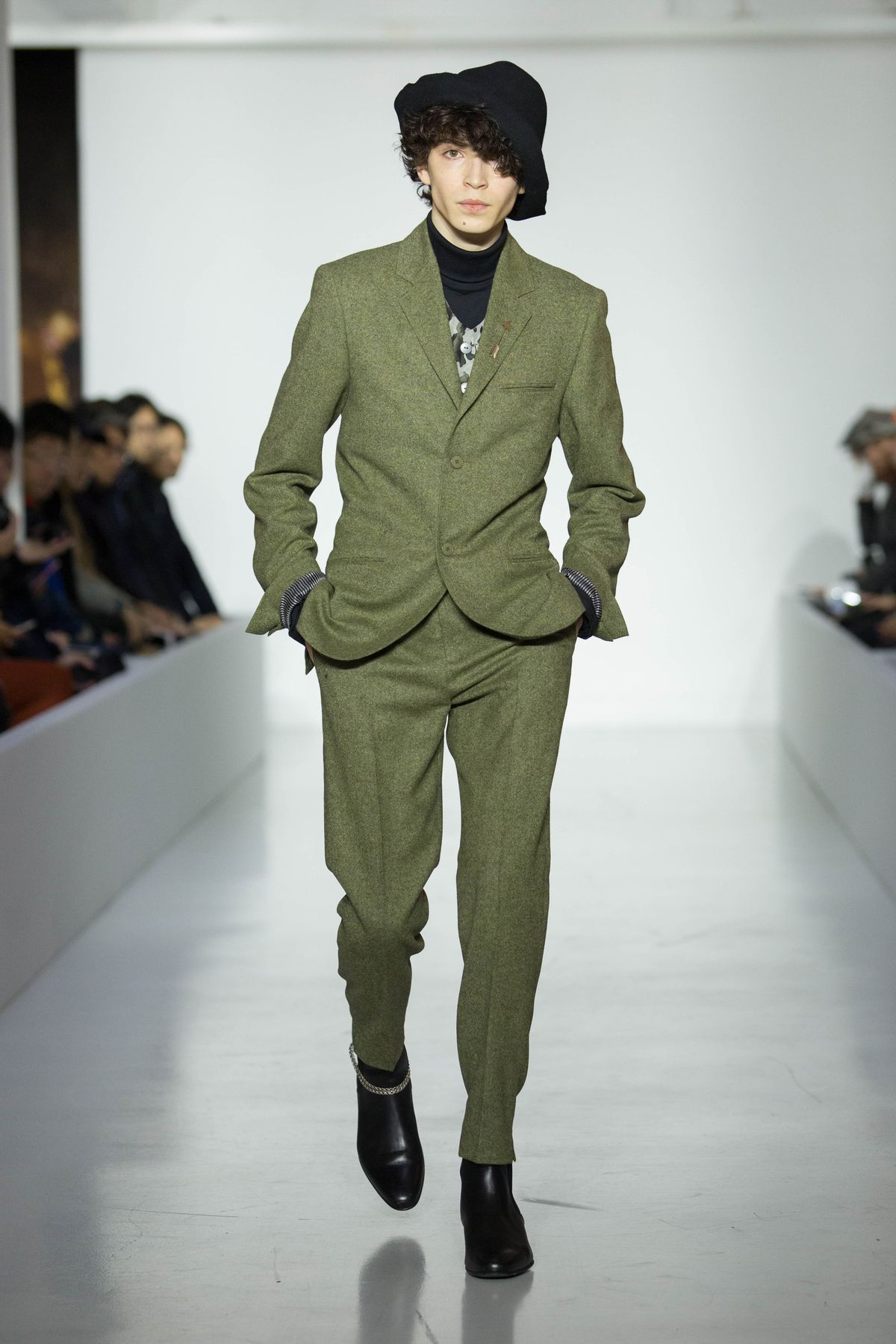 Agnes B Paris Fashion Week