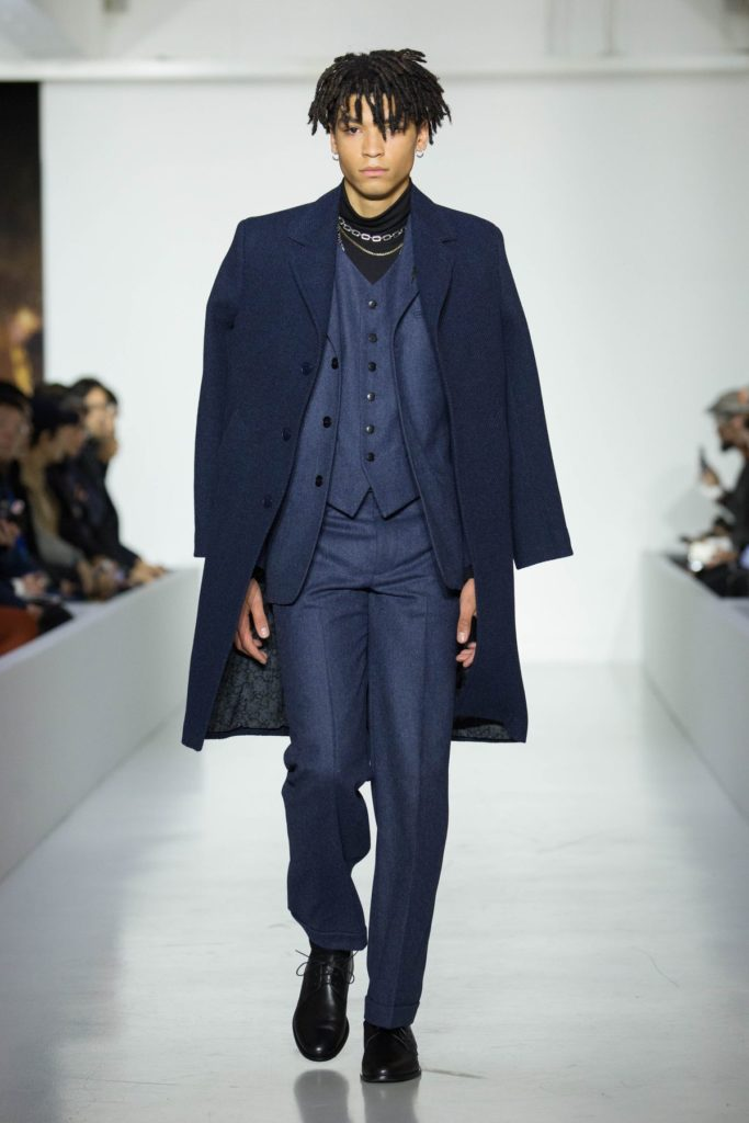 Agnés B., Menswear, Herbst Winter 2018 2019
