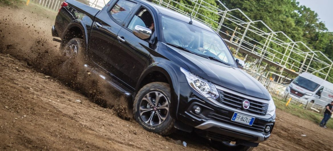 Test Video: Fiat Fullback (2018)