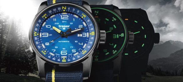 P68 Pathfinder Automatic, Traser Swiss H3 Watches