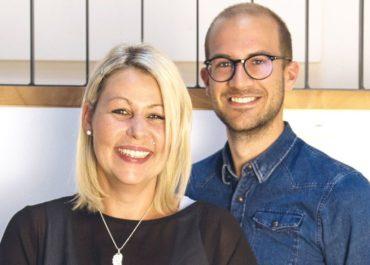 Christoph Fritz und Silke Wagner