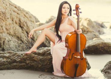 Bentley lässt Cellistin Tina Guo streichen