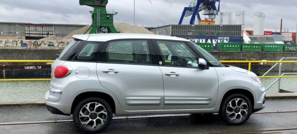 Erdgas (CNG): Natural Power bei FCA Germany