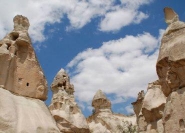 Beyond the Fairy Chimneys: Exploring Cappadocia, Turkey