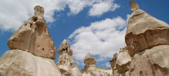 Beyond the Fairy Chimneys: Exploring Cappadocia, Turkey
