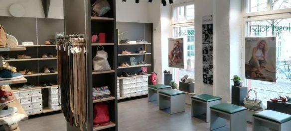 Josef Seibel: Concept Store in Heidelberg