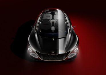 Aston Martin geht in eine elektrische Zukunft