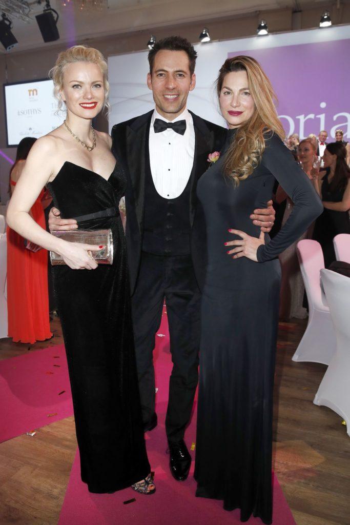 Franziska Knuppe, Alexander Mazza, Alexandra Kamp