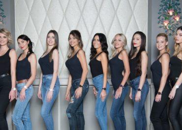 Miss Schweiz 2018: Schöne Uhren