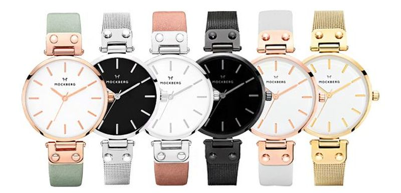Mockberg Original Collection und Mesh Collection (34 mm)