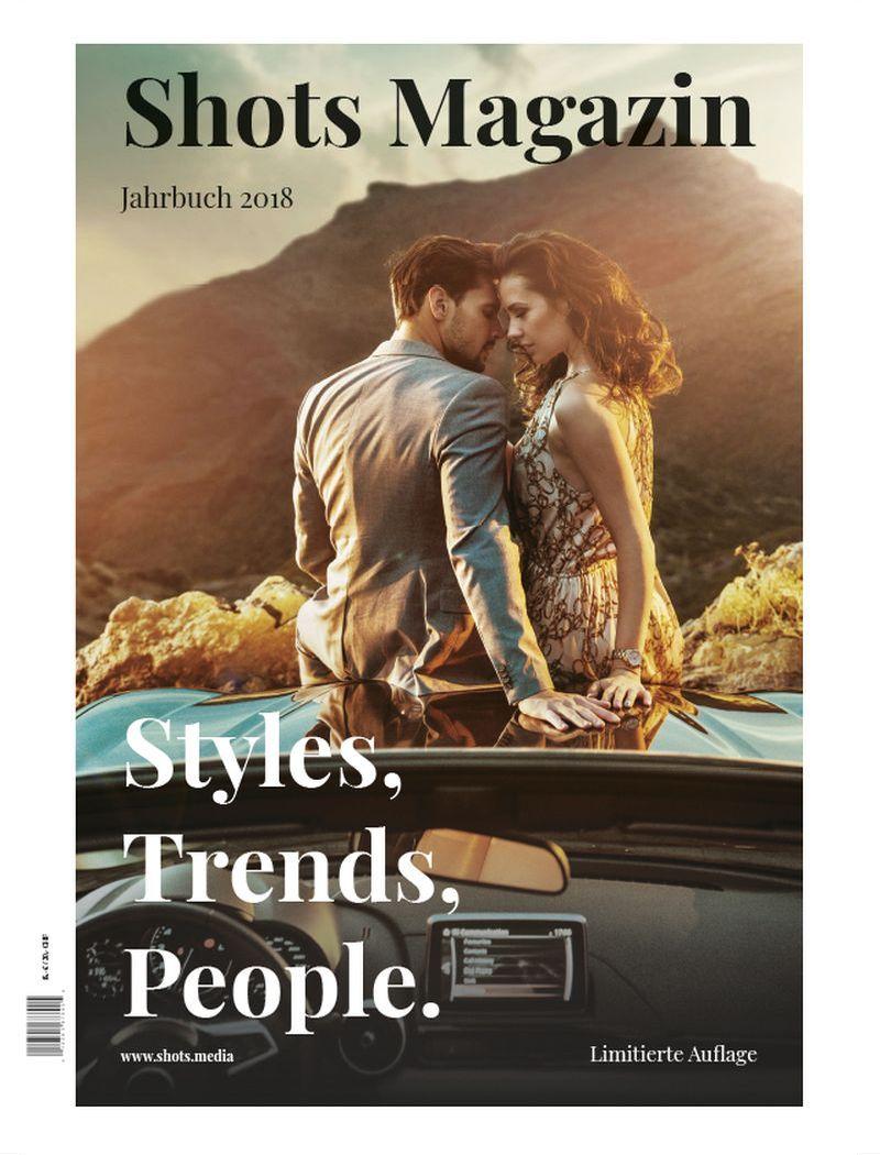 Shots Magazin, Jahrbuch 2018