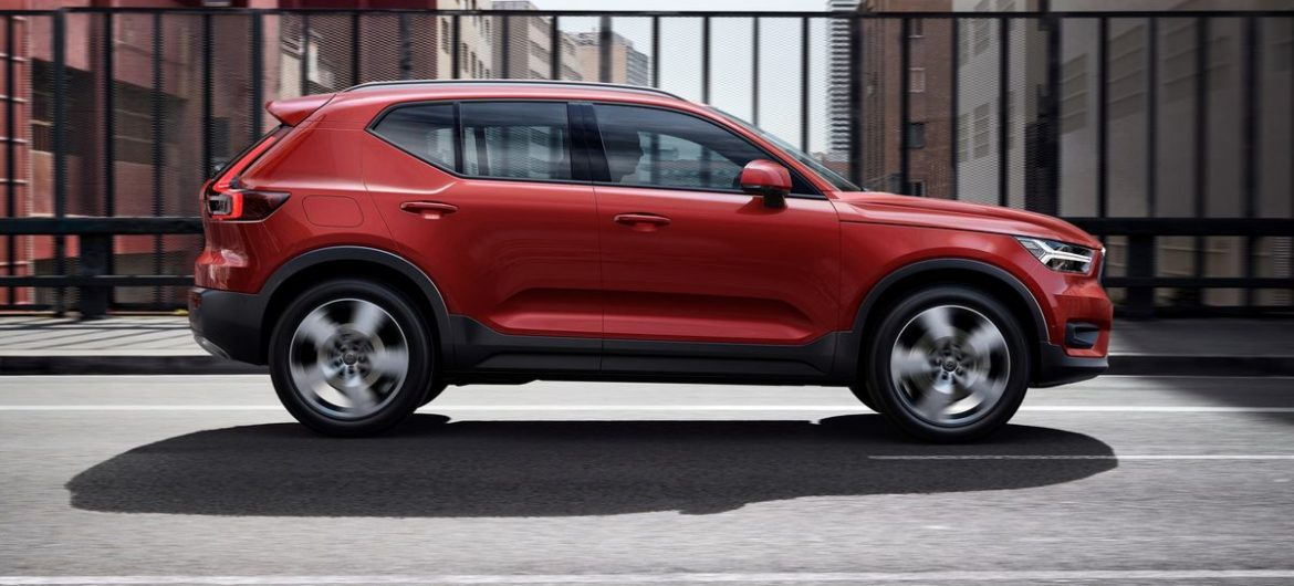 Test Video: Volvo XC40 (2018)