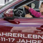 Fahrertraining für Kinder