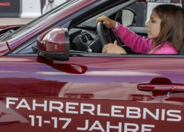 """Young Drivers"" bei Jaguar"