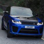 Range Rover SVR holt Bestzeit
