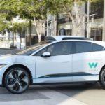 Waymo: Jaguar I-Pace fährt autonom