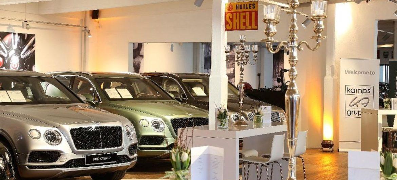 Bentley Hamburg: Luxus-Mekka für Gebrauchte