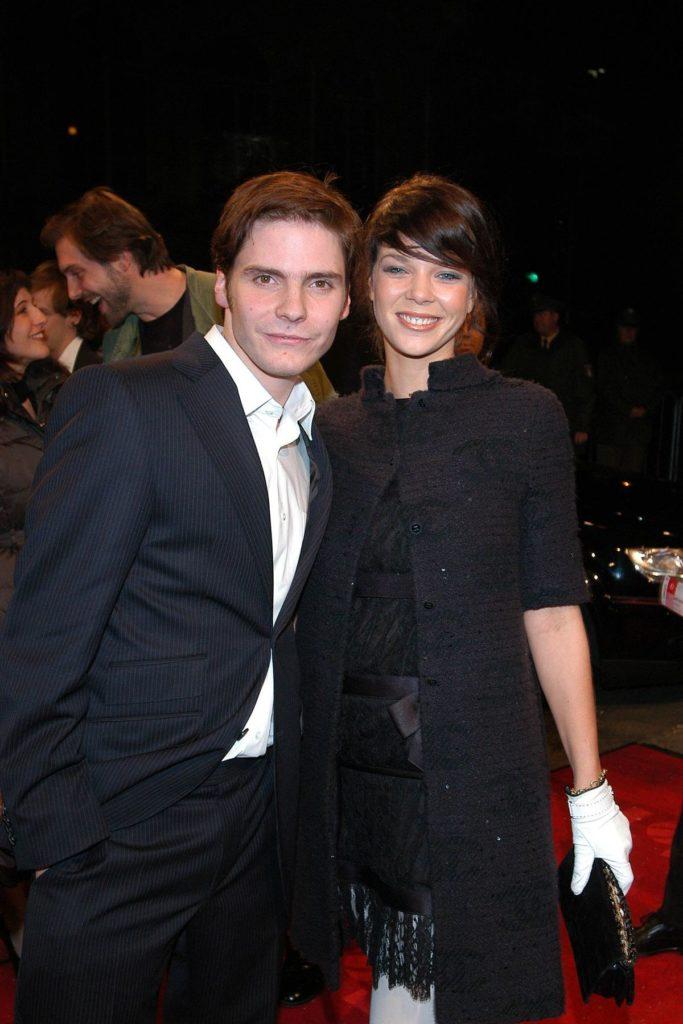 Jessica Schwarz und Daniel Brühl