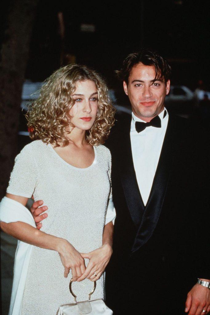 Sarah Jessica Parker und Robert Downey Jr.