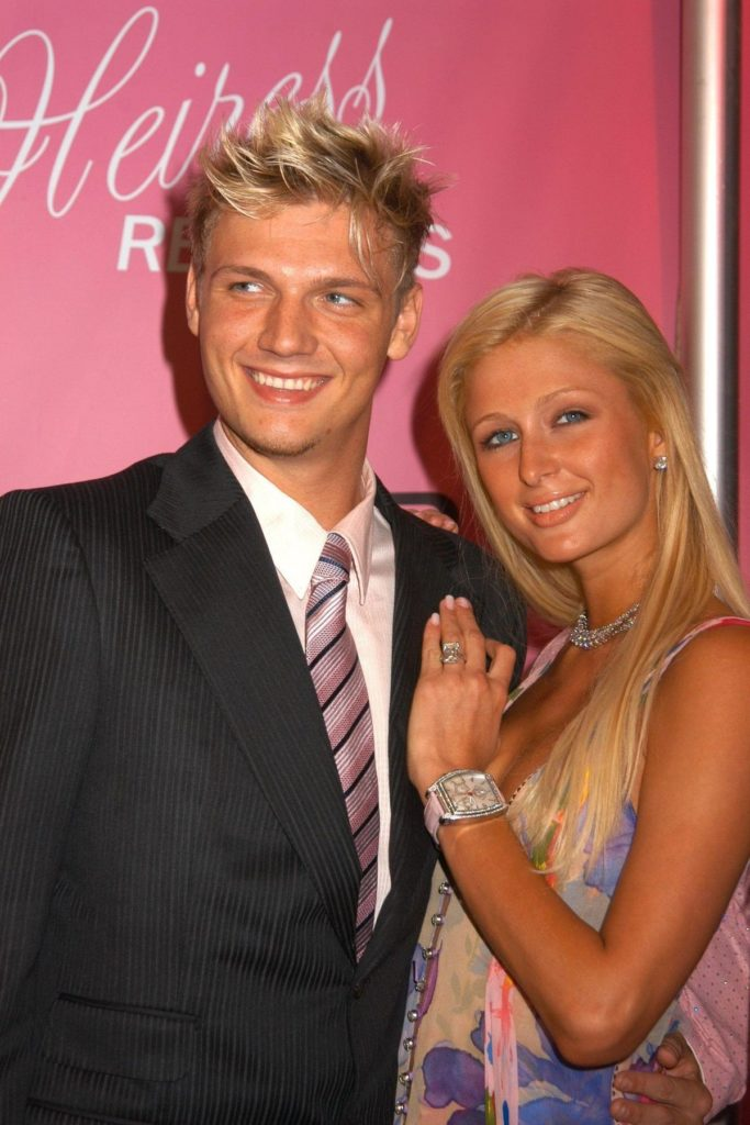 Paris Hilton und Nick Carter