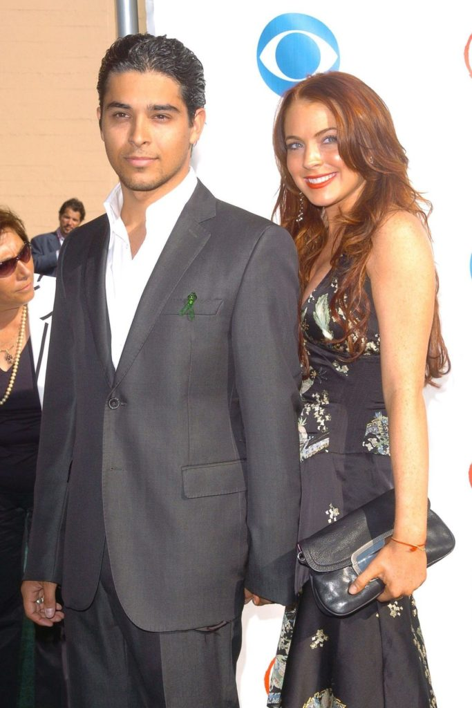 Lindsay Lohan und Wilmer Valderrama