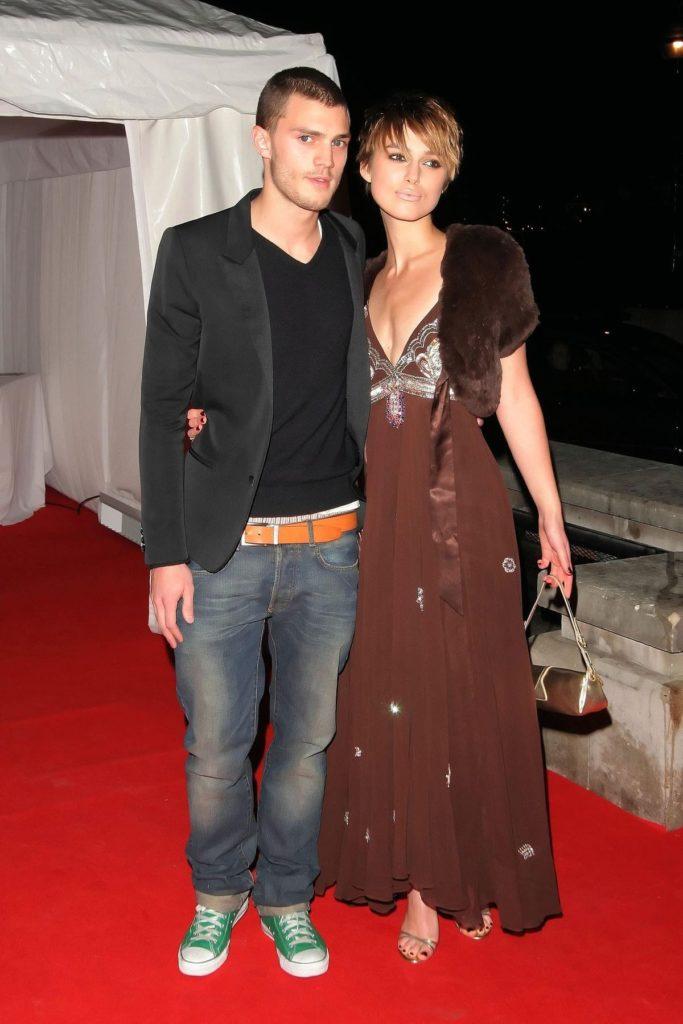 Keira Knightley und Jamie Dornan