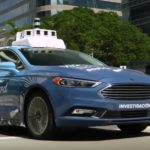 Video: Autonomer Ford fährt selbst