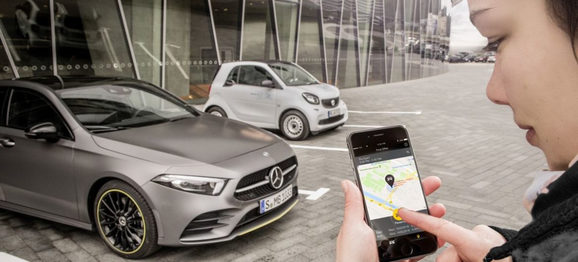 Test Video: Mercedes-Benz A-Klasse (2018)