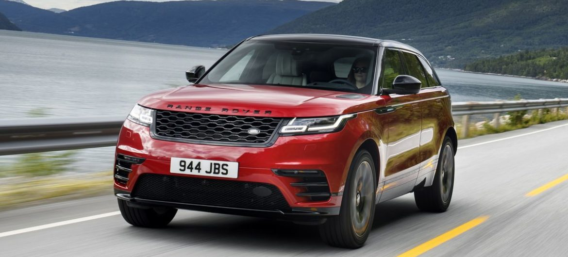 Test Video: Range Rover Velar D300 (2018)