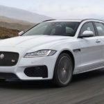 #Test Video: Jaguar XF Sportbrake (2018)