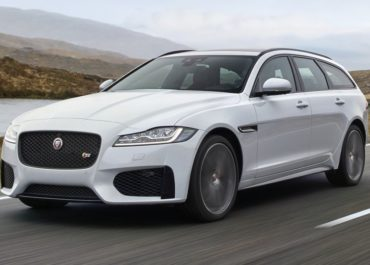 Test Video: Jaguar XF Sportbrake (2018)