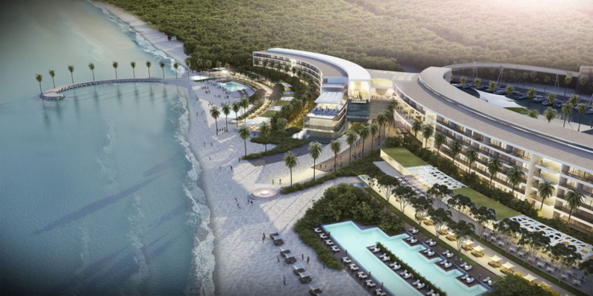Neues Nobeldomizil: Paradisus Resort in Mexiko