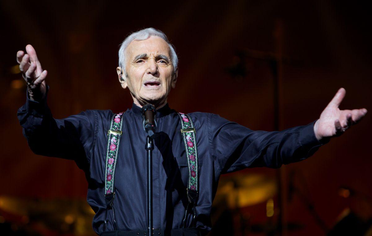 Highlight der diesjährigen Thurn und Taxis Schlossfestspiele in Regensburg: Das Konzert mit Chanson-Legende Charles Aznavour am 21. Juli.