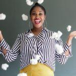"""Motsi Mabuse: Botschafterin für """"Cotton made in Africa"""""""
