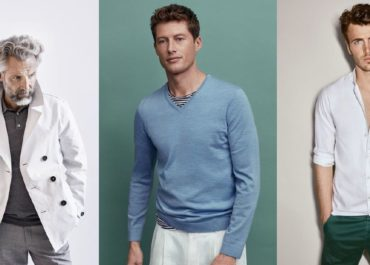 Styles: Männermode für Frühjahr und Sommer