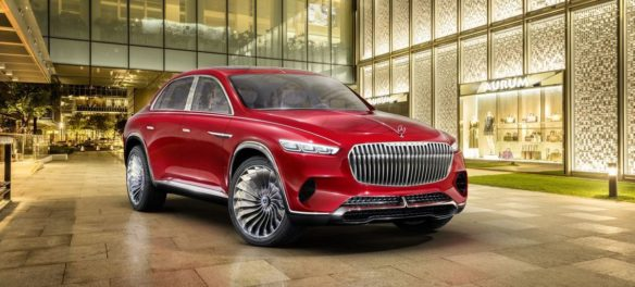 Vision Mercedes-Maybach Ultimate Luxury