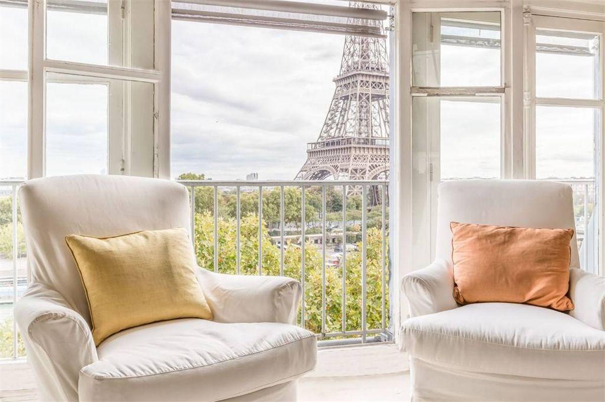 Paris: Ausblick auf den Eiffelturm für 4,8 Millionen Euro
