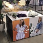 Rails mit Pop-Up-Store bei Harrods